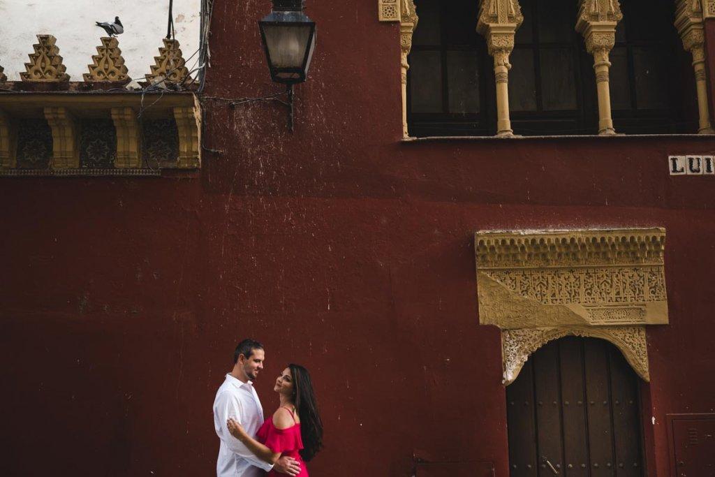 Sesión de compromiso en Córdoba