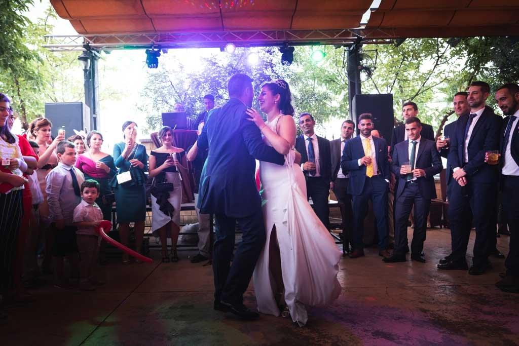 Boda en Montoro, baile nupcial
